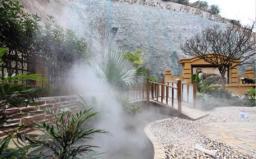 贵州兴义别墅区喷泉、冷雾设计施工2012(点击查看)