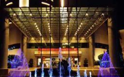 玉溪红塔大酒店程控喷泉2016年