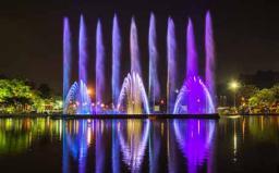 马来西亚国王府音乐喷泉设计施工2014(点击查看)