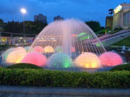 深圳世界之窗喷泉(点击详情)