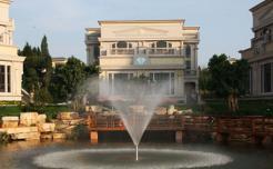 喇叭花喷泉
