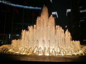 程控喷泉项目