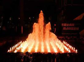 矩阵音乐喷泉视频欣赏