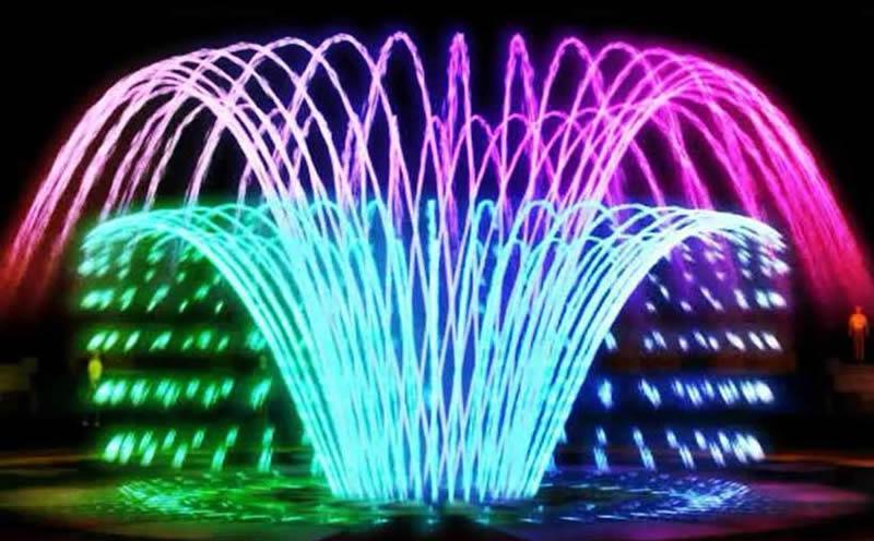 雷诺系数在玻光喷泉技术中的应用原理—波光泉厂家